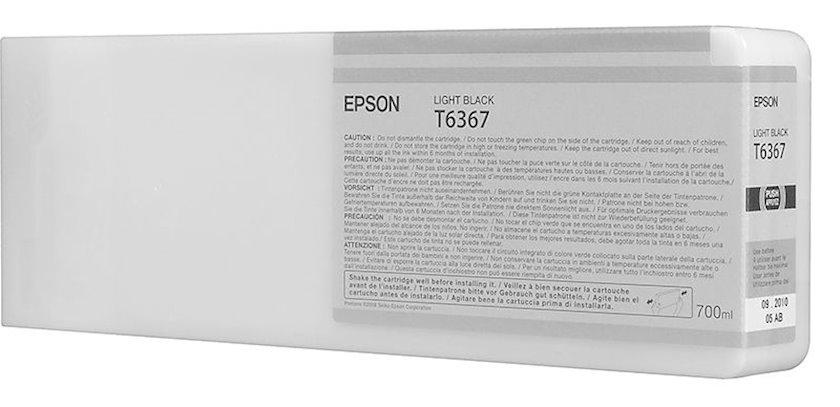 Kartric Epson T6367 Light Black