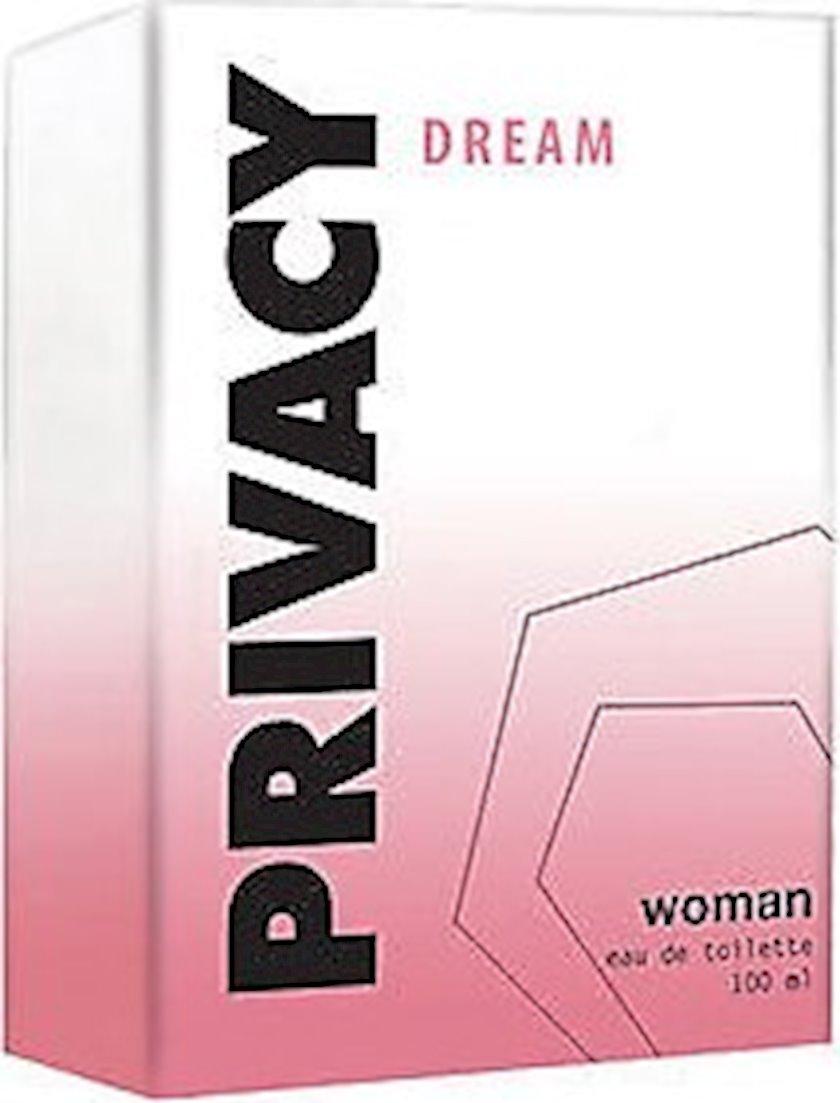 Qadınlar üçün tualet suyu Privacy Dream Woman 100ml