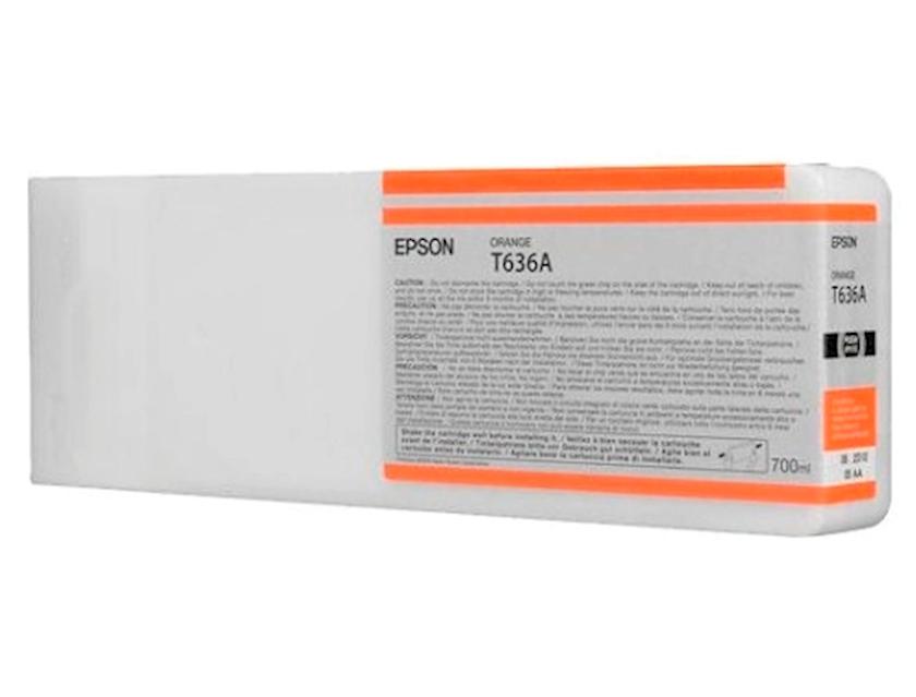 Kartric Epson T636A Orange