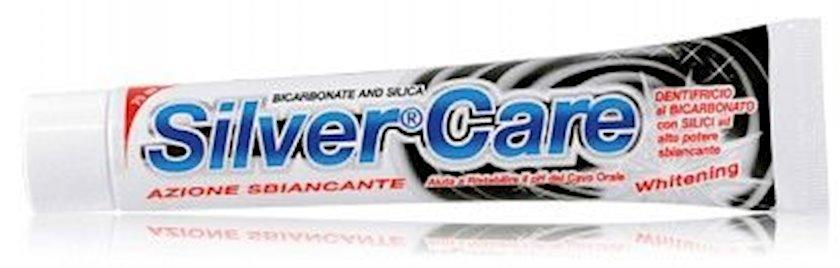 Diş pastası SilverCare Whitening 75 ml