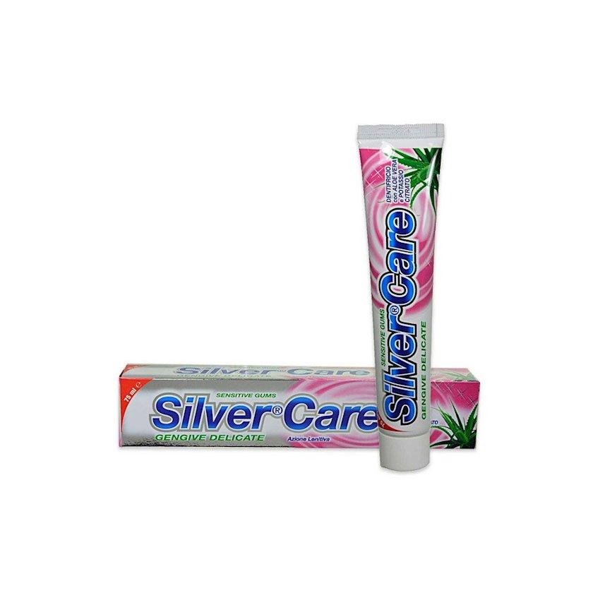 Diş pastası SilverCareSensitive Gum 75 ml