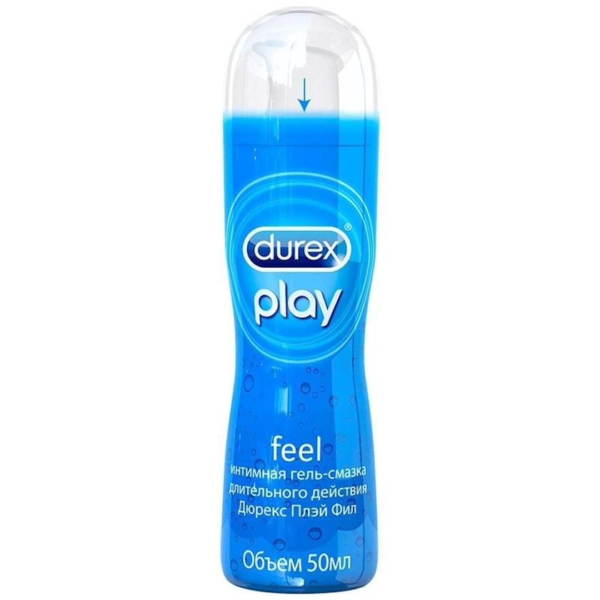 İntim gel-yumşaldıcı Durex Play Feel Klassik Uzunmüddətli təsir 50 ml