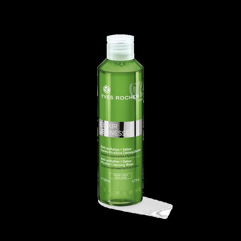 Misellyar su gel + detoks Yves Rocher - 200 ml