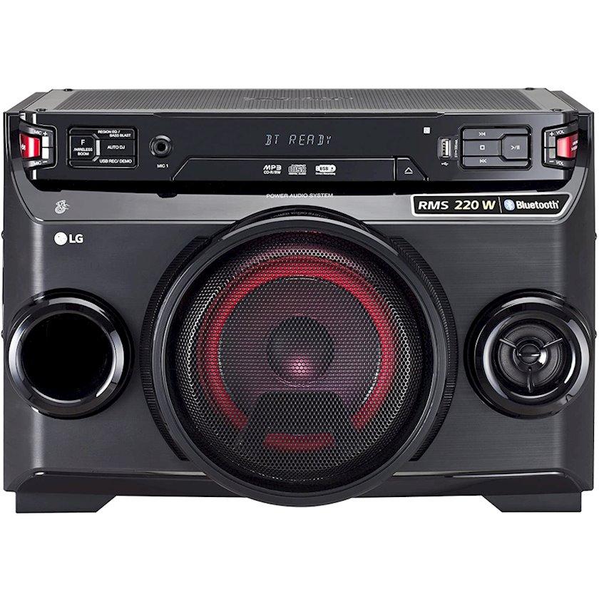 Musiqi Mərkəzi LG OM4560.DARELLK Mini CD