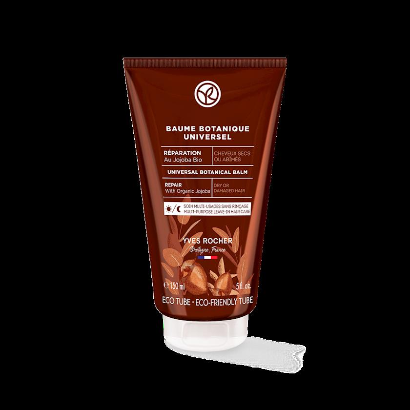 Maska-balzam saçlar üçün Yves Rocher – Quru və zədələnmiş saçlar üçün 150 ml