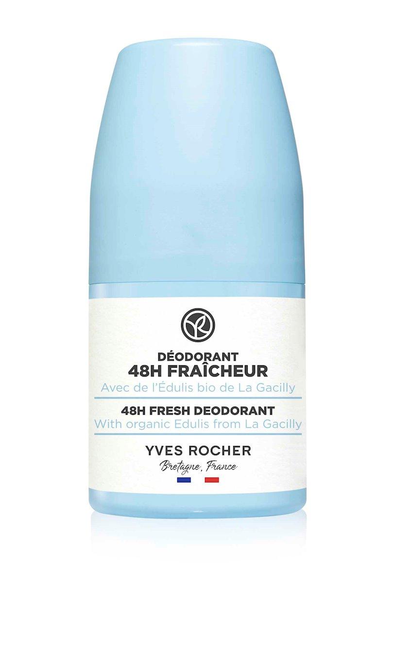 Dezodorant Yves Rocher 48 saat Edulis təravəti 50 ml