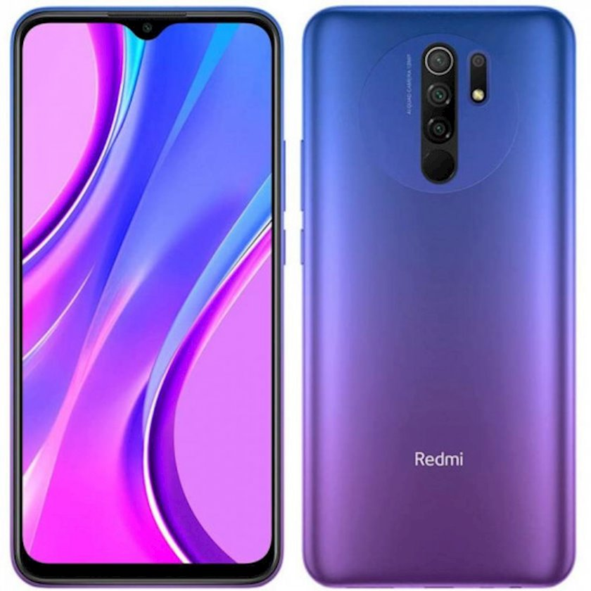 Smartfon Xiaomi Redmi 9 3GB/32GB Dual Sim Sunset Purple