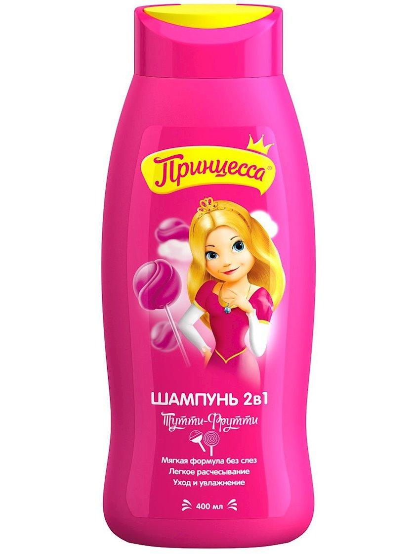 Şampun saç üçün Принцесса Tutti-Frutti 400 ml