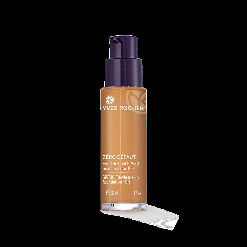Tonal krem Yves Rocher Flawless Skin SPF30 qızılı 200, 30 ml