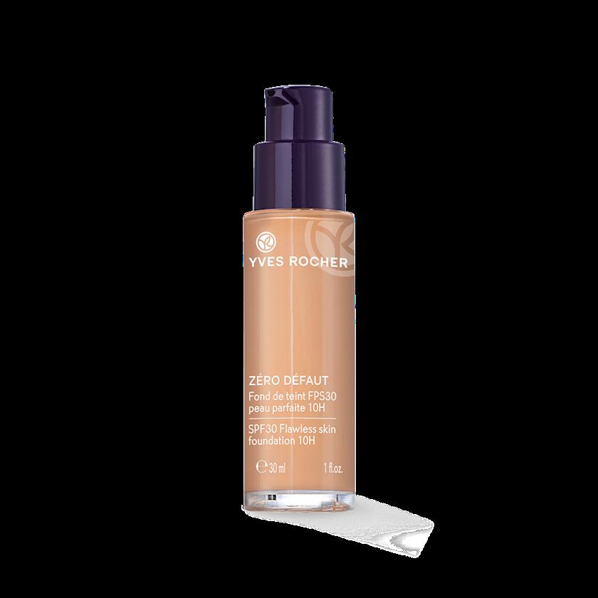 Tonal krem Yves Rocher Flawless Skin SPF30 çəhrayı 300, 30 ml