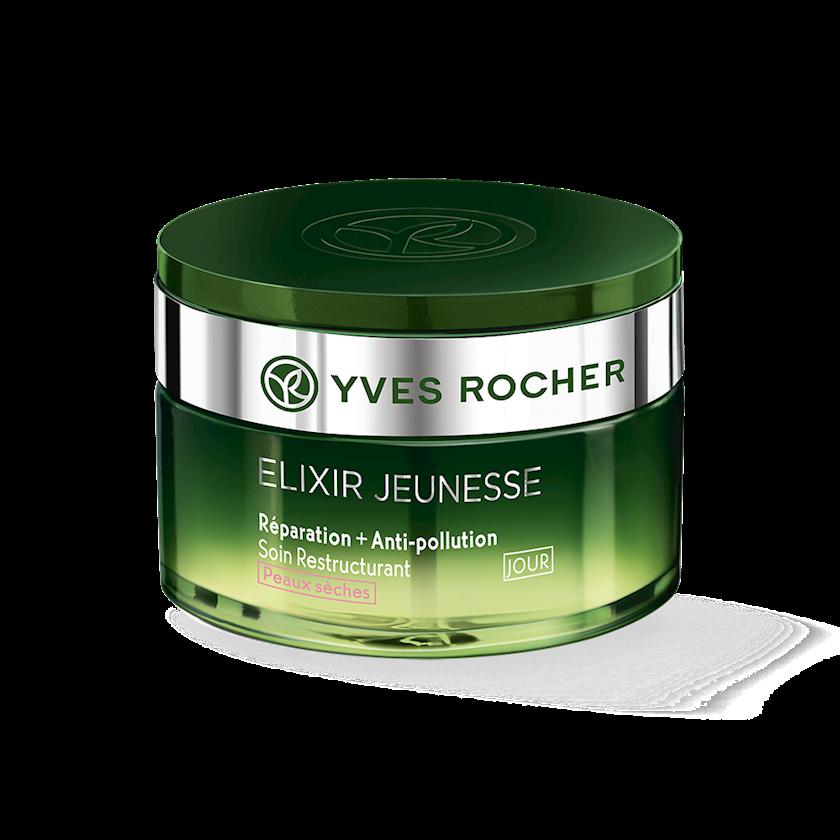 Gündüz üz kremi Yves Rocher Regenerating repairing  antipollution day Cream dry skin 50 ml