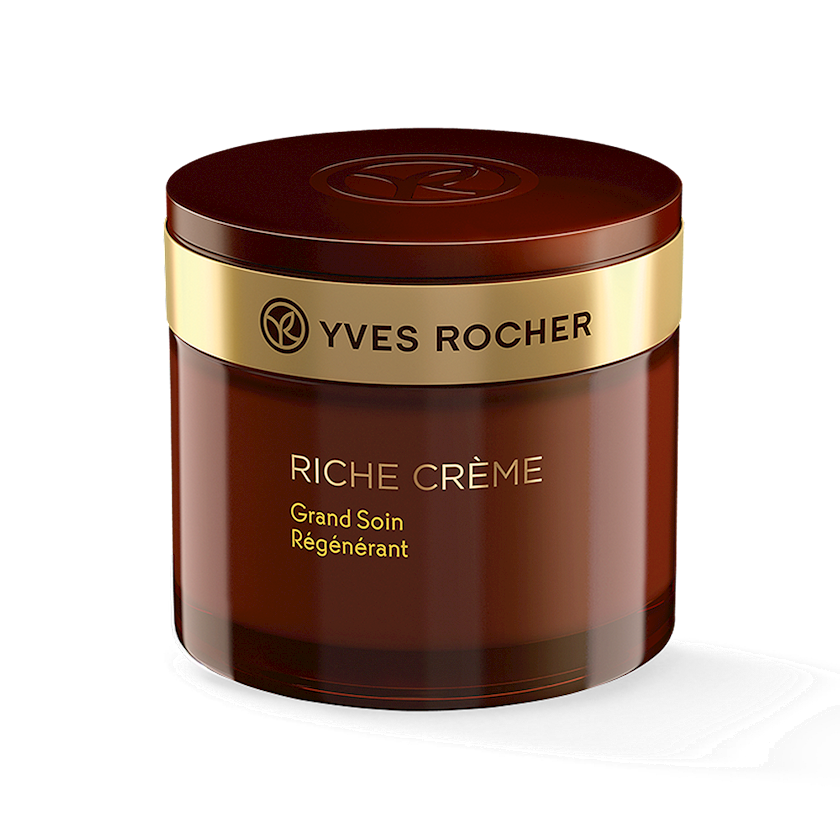 Üz kremi Yves Rocher Intense Regenerating Care 75 ml