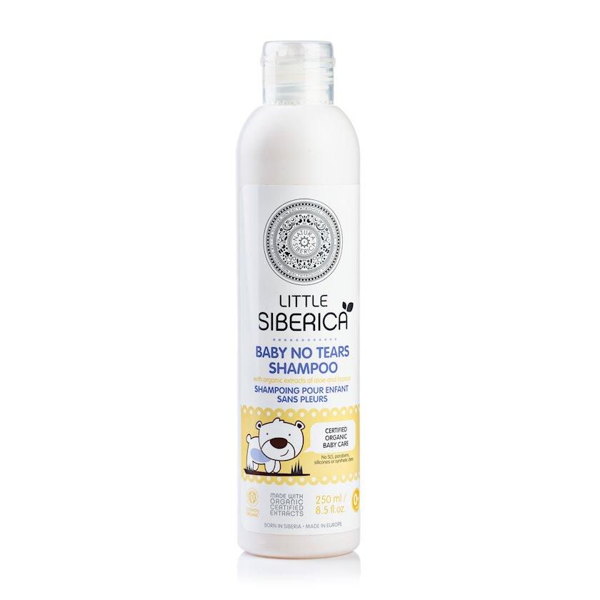 Uşaq Şampunu Little Natura Siberica Göz yaşları olmadan 250 ml