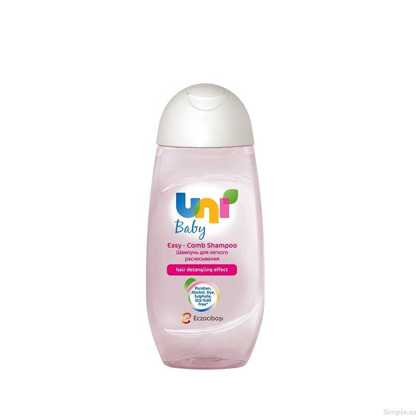 Uşaq şampunu Uni Baby Asan darama üçün 200 ml