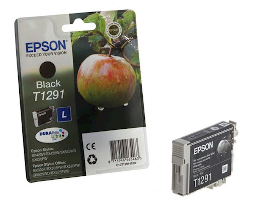 Kartric Epson T1291 Black
