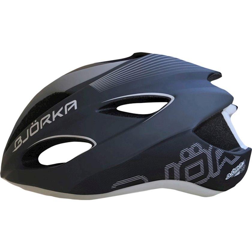 Velosiped dəbilqəsi Bjorka Helmet HB51, uniseks, ölçü M (54-58)