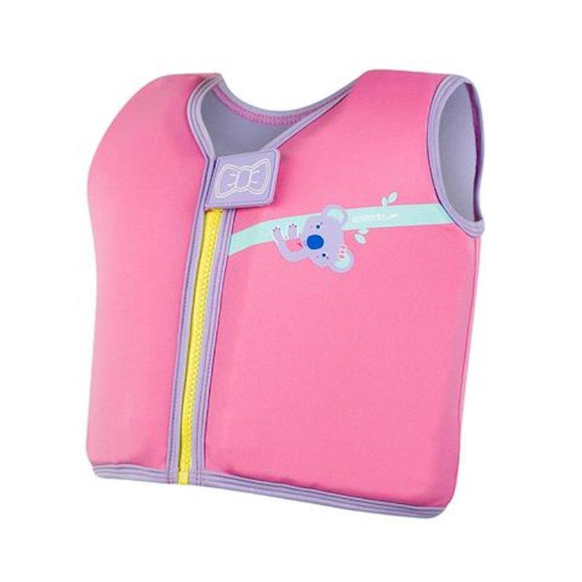 Üzmək gödəkçəsi Speedo Koala Printed Float Vest 12252D681, çəhrayı, ölçüsü 2-4 yaş