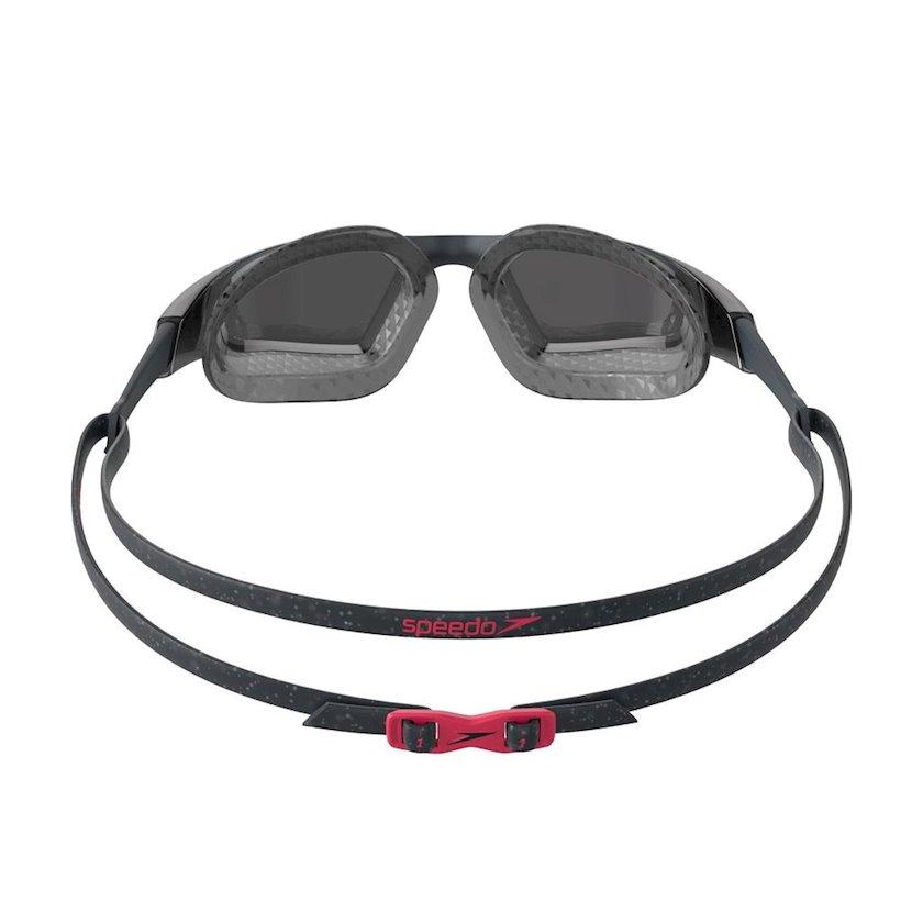 Üzgüçülük üçün eynək Speedo Aquapulse Pro Swimming Goggle, kişilər üçün, boz/dumanlı
