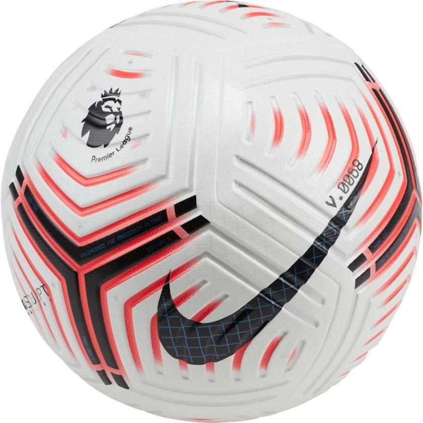 Futbol topu Nike Premier League Club Elite, ağ/qırmızı/qara, ölçü 5