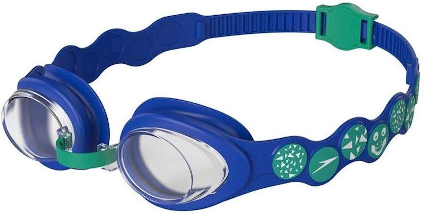 Üzgüçülük üçün eynək Speedo Swimming Goggles Spot Boys, uşaqlar üçün, göy
