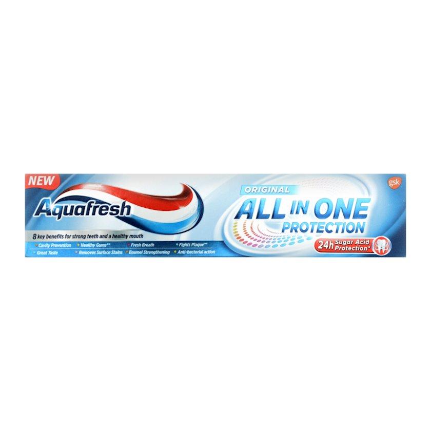 Diş məcunu Aquafresh Müdafiə Hamısı birində 100 ml