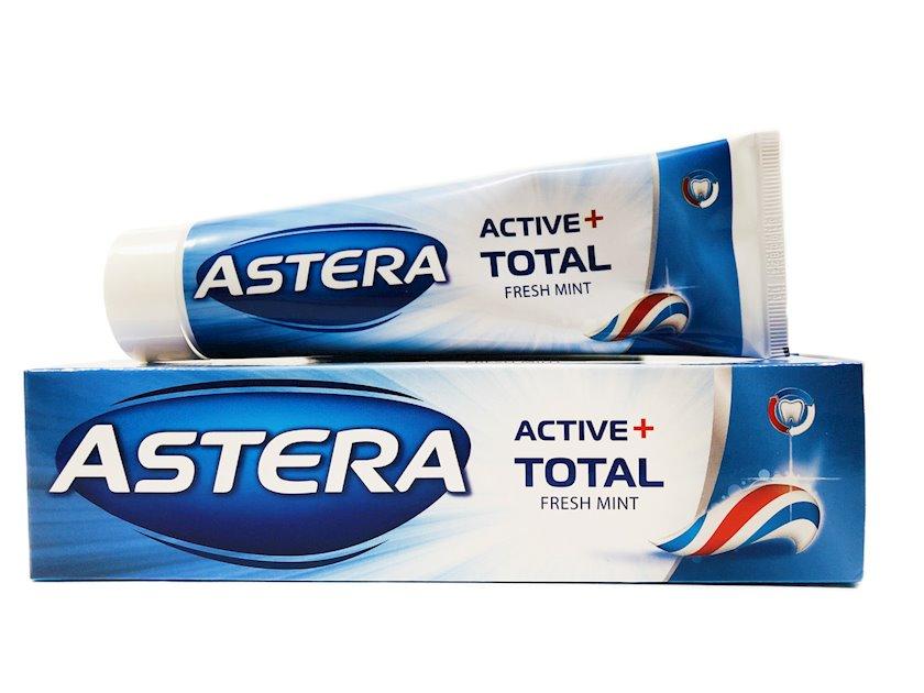 Diş məcunu Astera Active + Total 100 ml