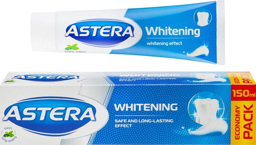 Diş məcunu Astera Whitening 150 ml