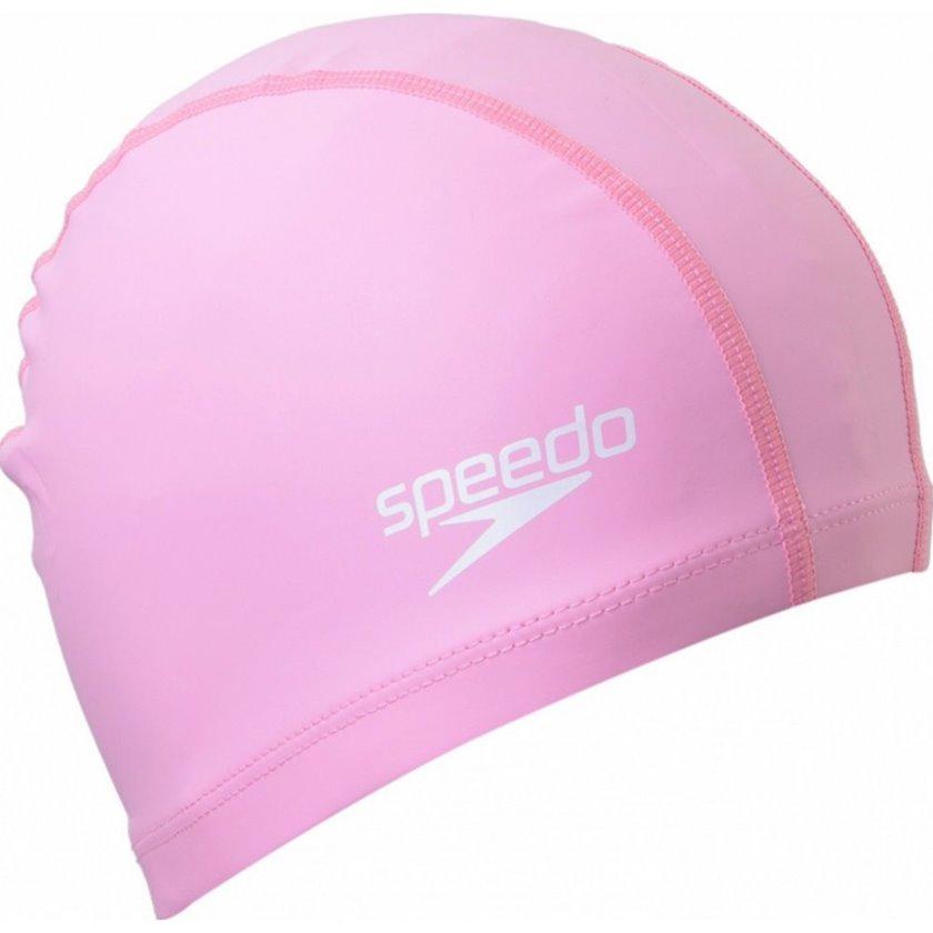 Üzgüçülük üçün papaq Speedo Ultra Pace Swimming Cap, qadınlar üçün, çəhrayı, universal ölçü