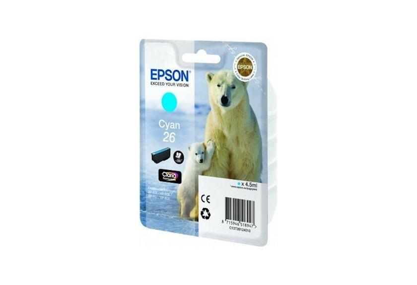 Kartric Epson I/C Cyan XP600/7/8