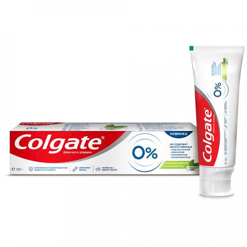 Diş məcunu Colgate 0% kariyes Canlandırıcı təravət 130 q