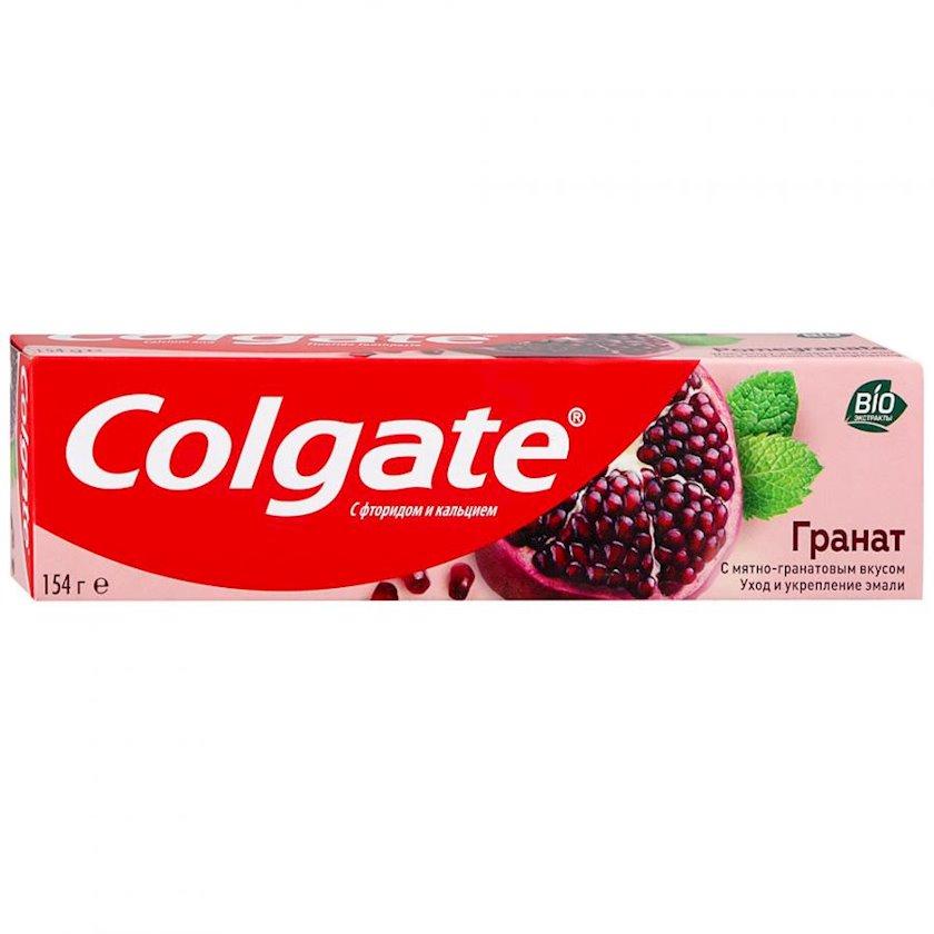 Diş məcunu Colgate Nar nanə-nar dadı ilə 100 ml