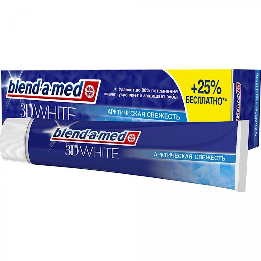 Diş məcunu Blend-a-med 3D White Arktik təravət 125 ml
