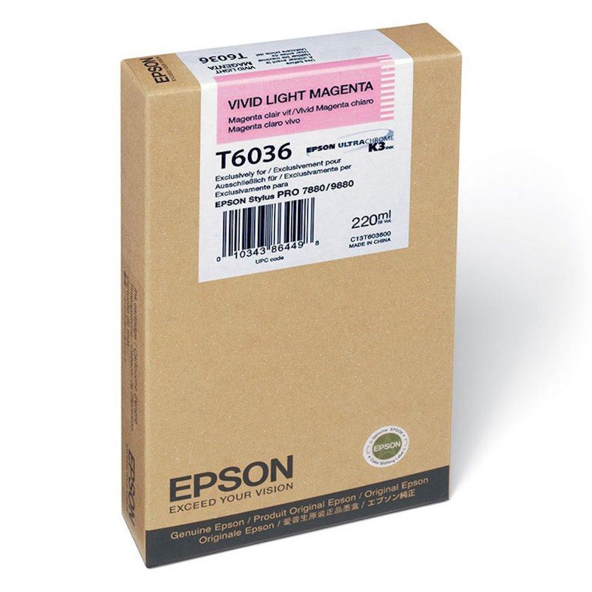 Kartric Epson T6036 Vivid Light Magenta