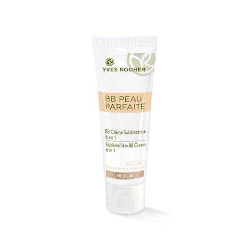Tonal nəmləndirici vasitə Yves Rocher Medium sublime skin peau parfaite 6 in 1 50 ml