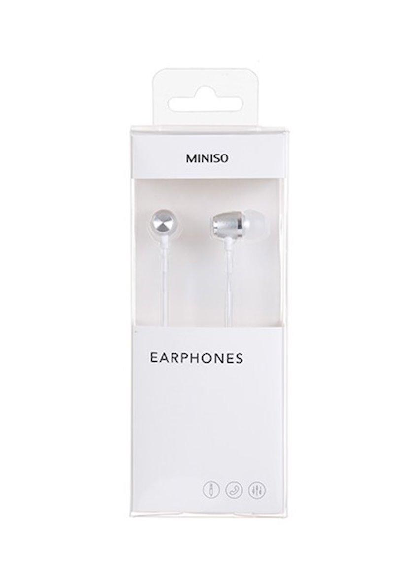 Simli qulaqlıqlar Miniso Earphones ECW 151 White