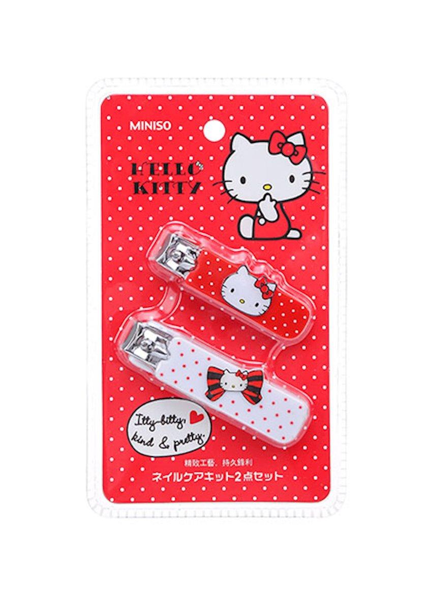 Manikür dəsti Miniso Sanrio Hello Kitty