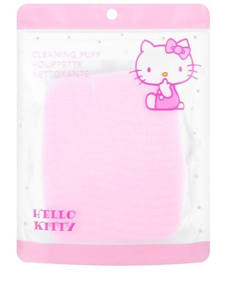 Sponj Miniso Sanrio Hello Kitty Puff Nettoyant Visage