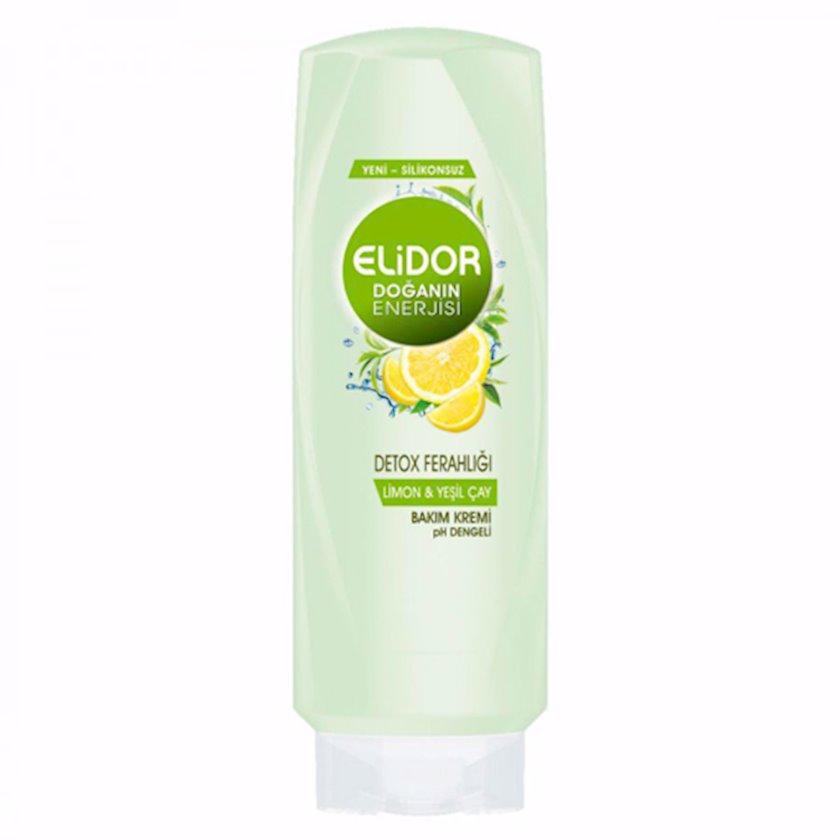 Krem Elidor Detox Freshness Lemon and Green Tea