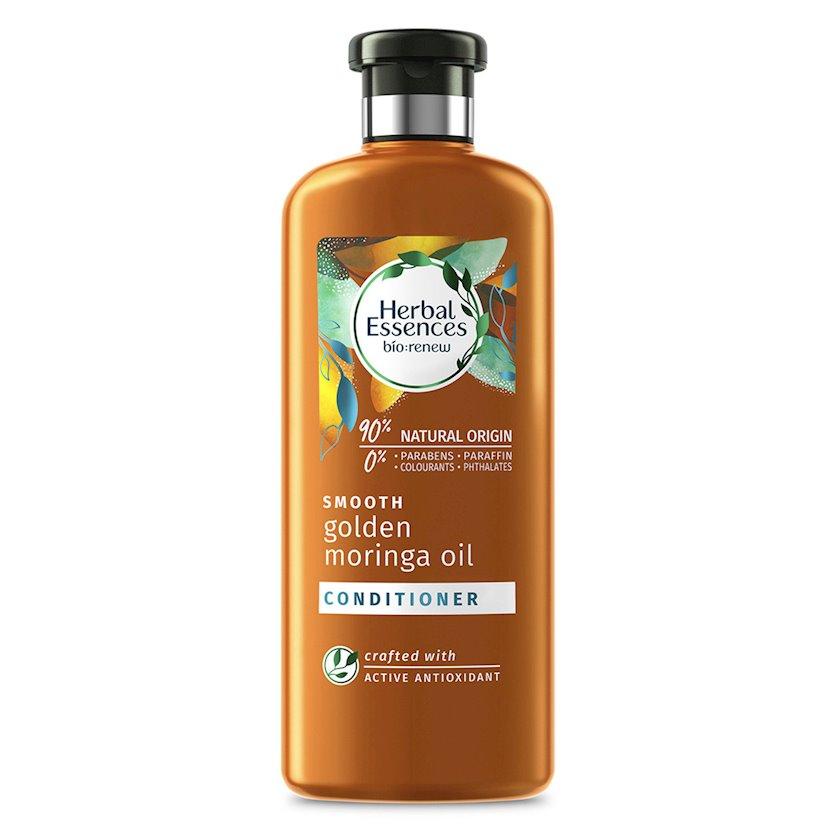 Kondisioner Herbal Essences saçlar üçün Morinqa yağı