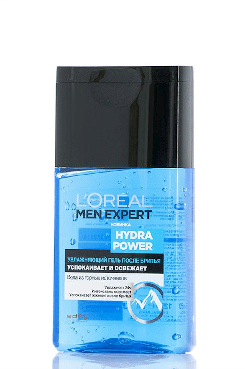 Gel təraşdan sonra L'Oréal Paris Men Expert Hydra Power