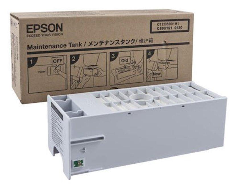 İşlənmiş mürəkkəb üçün konteyner Epson Maintenace tank for SP7600/SP9600