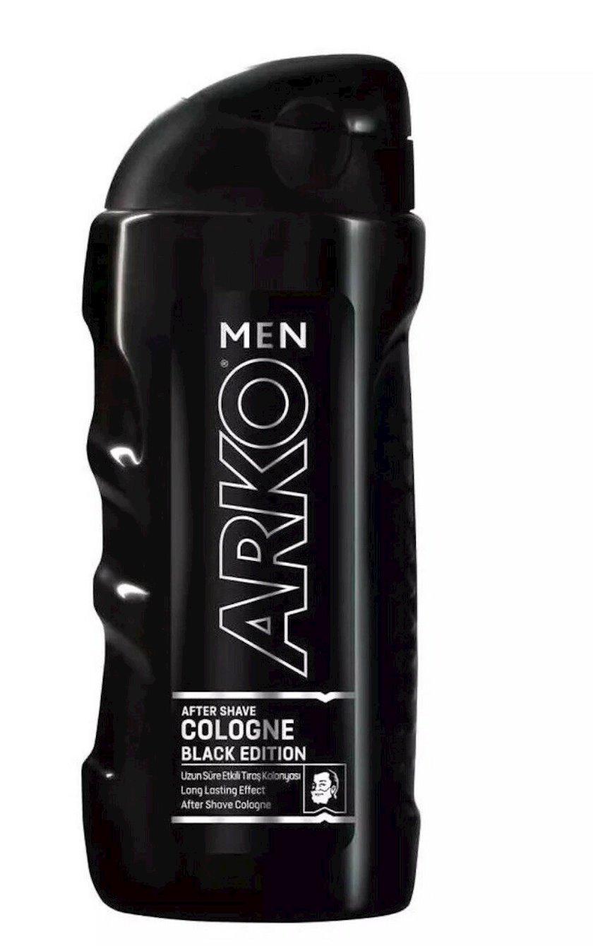 Təraşdan sonra losyon Arko Black Edition