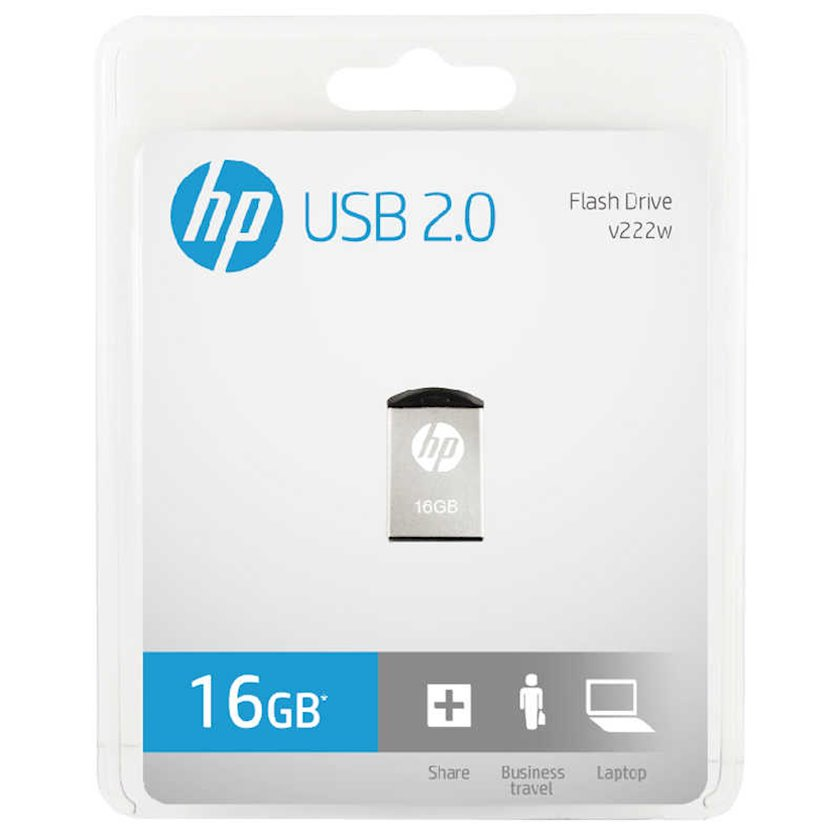 Fleş HP USB-Flash 16 GB Micro M2 v222w