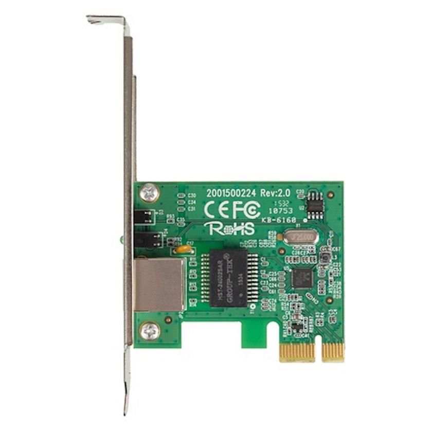 Şəbəkə adapteri Gigabit Ethernet TP-LINK TG-3468 PCI Express