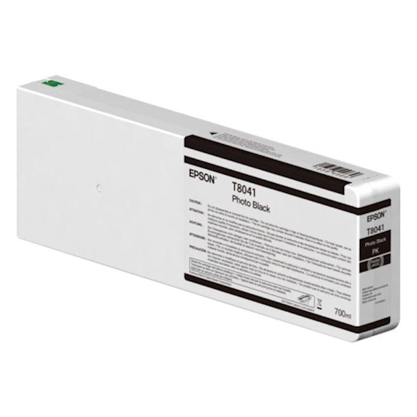 Kartric Epson Singlepack Photo Black T804100 UltraChrome HDX/HD 700ml