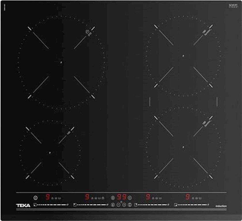 Bişirmə səthi Teka IZ 6420, qara