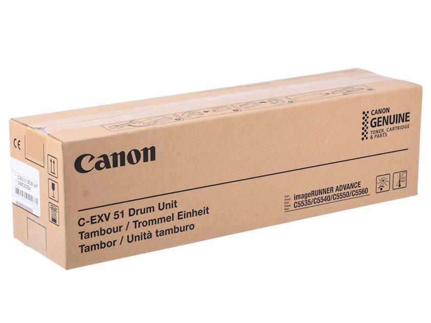 Fotobaraban Canon C-EXV51 Drum Unit