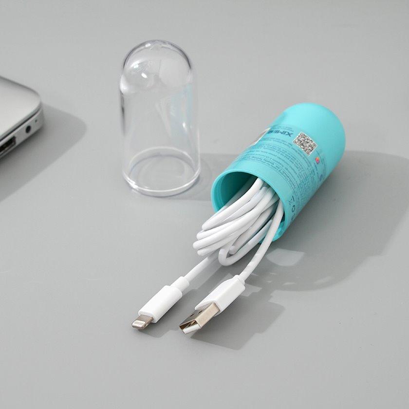 Kabel Ximivogue Xiaomi iPhone/iPod/iPad üçün White