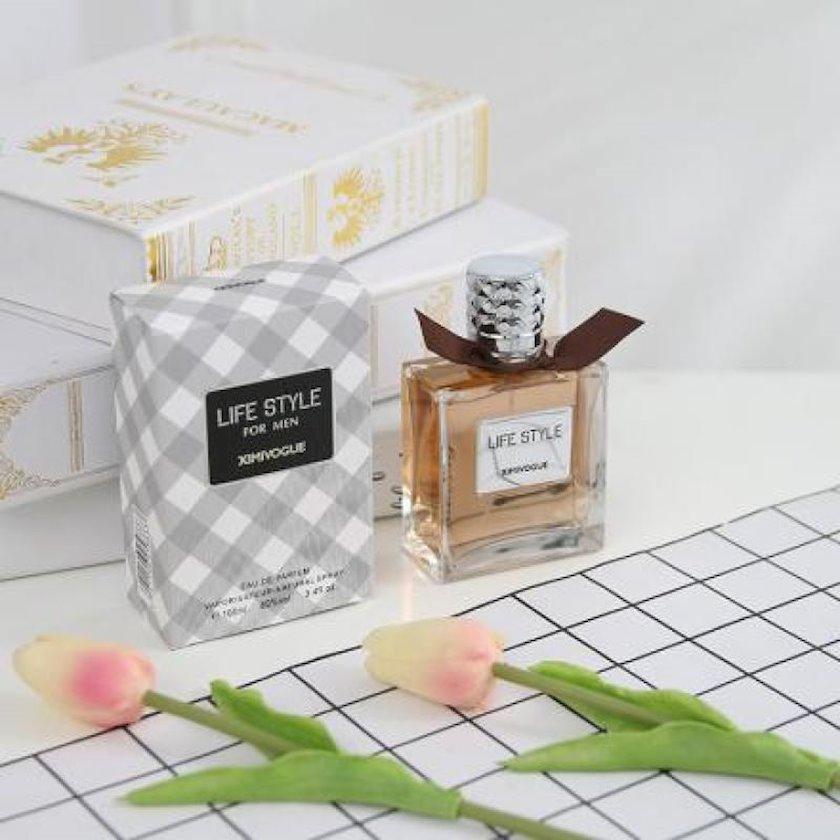 Kişilər üçün ətir Ximivogue Life Style Men Perfume 30ml