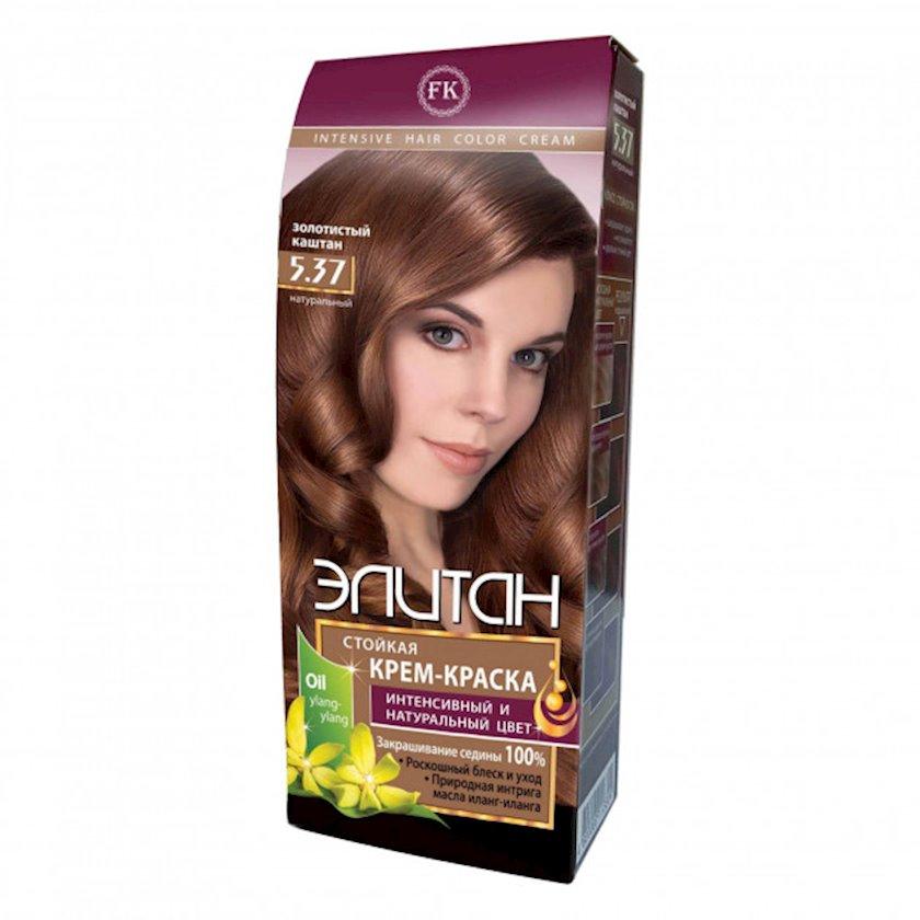 Saç boyası Элитан Intensiv 4.75 Şokoladlı şabalıd